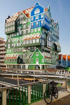 Amssterdam Zaandam Inntel Hotel, Netherlands