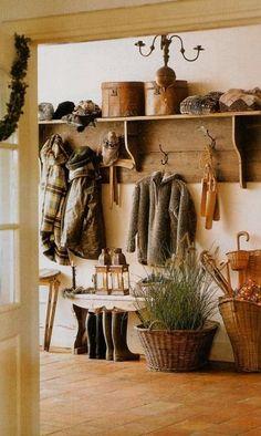 Muebles de estilo rústico: muebles de estilo rústico e ideas decorativas rústicas - Einrichtungsideen - Zapatos Country Decor, Farmhouse Decor, Farmhouse Style, Modern Farmhouse, Cottage Style, French Cottage, English Farmhouse, Rustic Decor, Farmhouse Ideas