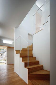 Gallery of House in Okazaki / Kazuki Moroe Architects - 8