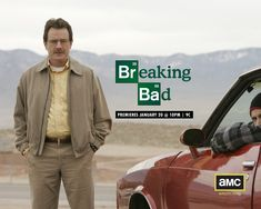 Breaking Bad looking back at this now just makes me laugh.