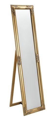 Tükör RUDE 40x160cm arany | JYSK