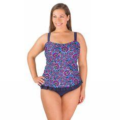63013cf229 20 Best Women s Plus Size Swim Dress images