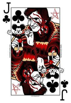 An American Werewolf in London, Jack of clubs. ❣Julianne McPeters❣ no pin limits