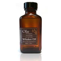 All Natural #Whisker Oil #naturalskincare #greenbeauty #man #guy #giftidea #gifts #shaving #oil #oliebiologique #olie