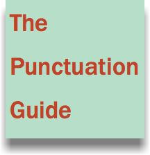 Top Ten Tips -- The Punctuation Guide