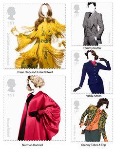 great-british-fashion-stamps