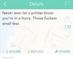 When you finish a paper 10 minutes before class starts: | 23 Images For College Students Who Are So Fucking Done