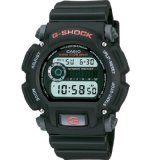 Casio DW9052-1V G-Shock 200-Meter Water-Resistant EL-Backlit with Afterglow