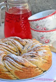 Sunnere kringle Recipe Boards, Bread Recipes, Nom Nom, Food And Drink, Sweets, Snacks, Desserts, Norway, Instagram