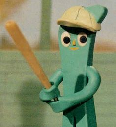 A Howdy-Doody spin-off, Gumby premiered on television today in 1956.