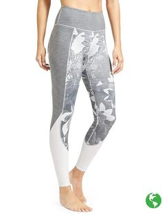 4cbfeda32ef32 Athleta High Rise Tropical Flow Chaturanga™ Tight $89 Athletic Outfits,  Athletic Wear, Athletic