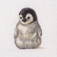 Anchor Classic - Little Penguin - PCE737 #crossstitch #crossstitching #crossstitchkits #anchorcrossstitch