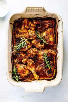 Southern Baked Chicken Recipe, Best Chicken Recipes, New Recipes, Dinner Recipes, Summer Recipes, Dinner Ideas, Favorite Recipes, Brown Stew Chicken, Fresh Chicken