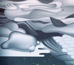 CDMon - El Horizonte Animation, Abstract, Artwork, Design, Summary, Work Of Art, Auguste Rodin Artwork, Artworks