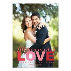 Shop All You Need Is Love Valentine's Day Photo Cards created by berryberrysweet. Valentines Day Photos, Valentines Day Party, Valentines For Kids, Valentine Day Cards, Valentine's Cards For Kids, Holiday Invitations, All You Need Is Love, Photo Cards, Diy Photo