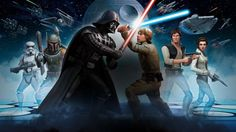 Star Wars: Galaxy of Heroes Announcement Trailer Debuts ...