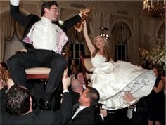 Tracy and Jason's Winter Wedding at the Yale Club