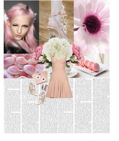 """Lovely and chic"" by wardrobefullofdreams ❤ liked on Polyvore"