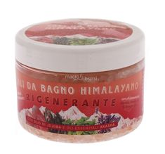Sali da bagno con sale Himalayano, olio di Argan e oli essenziali Akasha Candle Jars, Candles, Candy, Candle Sticks, Candle