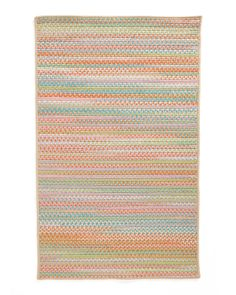 3ft X 5ft Made In Usa Pacific Isle Reversible Area Rug - Home - T.J.Maxx