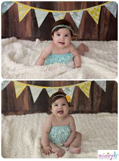 Missy B Photography: Gianna 6 Months | Missy B Photography | San Francisco, CA Child Photographer