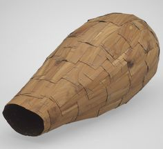 MoMA | The Collection | Ed Rossbach. Gourd Basket. 1986