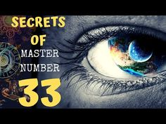 Numerology Secrets Of Master Number 33 and Master Number 33 Life Path! - YouTube First Youtube Video Ideas, Numerology, The Secret, Videos, Movie Posters, Film Poster, Billboard, Film Posters
