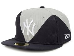 77d5c3208a3 Panel Switch New York Yankees 59Fifty Fitted Cap by NEW ERA x MLB Fitted Baseball  Caps