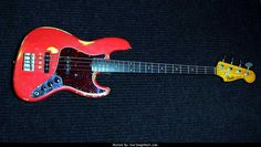 Vintage 1962 Jazz Bass