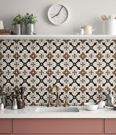 Granille by Bestile. PHOTO From in Spain +delivery Patchwork Tiles, Wall Tiles, House Design, Curtains, Flooring, Interior Design, Bathroom, House Styles, Home