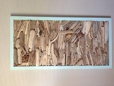 Framed driftwood