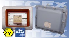 Power supply in explosion proof box ATEX IECEx  In potentially explosive atmospheres, the explosion proof protection becomes a prevention instrument essential for the safety of operators and plants (in accordance with the ATEX and IECEx standards).  Explosion proof box approved ATEX II 2 GD Ex d IIB+H2 T6 Gb Ex tb T85°C Db IECEx INE 13.0065X INERIS 14 ATEX 0008X   Take a look at the TECHNICAL DATA SHEET…