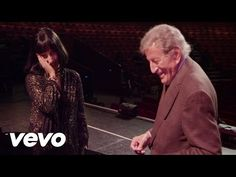 Tony Bennett, Lady Gaga - Bewitched, Bothered And Bewildered (Rehearsal from Cirque Royal) - YouTube