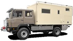 Expedition Vehicle by Fuss