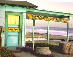 The history of Crystal Cove Cottages, CA.