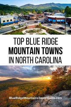 Top 20 Blue Ridge Mountain Towns in NC with the best things to do in each. | blue ridge mountain towns | blue ridge mountains NC | blue ridge mountains north carolina | north carolina mountains | things to do in the blue ridge mountains | blue ridge region | Blowing Rock North Carolina | Brevard NC | Cashiers NC Nc Mountains, North Carolina Mountains, Blue Ridge Mountains, Appalachian Mountains, Usa Travel Guide, Travel Usa, Blowing Rock North Carolina, Blowing Rock Nc, Cool Places To Visit