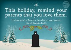 These Are The Geeky Holiday Cards You Are Looking For