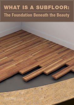 What Is A Subfloor Read Our Blog And Learn About The Foundation Beneath Your Floors
