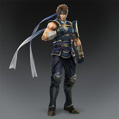 Dynasty Warriors 8 - Yue Jin