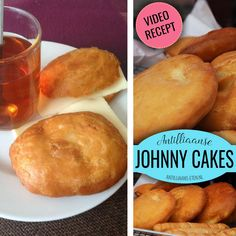 Johnnycake, Cake Recept, American Food, Pretzel Bites, Finger Foods, Appetizers, Keto, Yummy Food, Bread