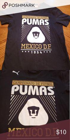 ced2903e500 Puma Pumas UNAM Shirt This is a used good condition shirt It's a Puma brand Puma  Shirts Tees - Short Sleeve