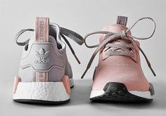 "EffortlesslyFly.com - Kicks x Clothes x Photos x FLY SH*T!: adidas NMD R1 ""Grey/Pink"""