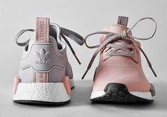 """EffortlesslyFly.com - Kicks x Clothes x Photos x FLY SH*T!: adidas NMD R1 """"Grey/Pink"""""""