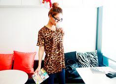I need a leopard tee
