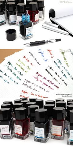 Enjoy the wonderful colors and performance of Pilot Iroshizuku inks in a convenient, miniature size! Iroshizuku is a line of luxurious inks created by Pilot to reflect the beautiful natural scenery of Japan.