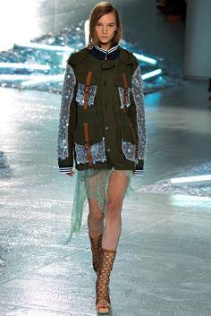Rodarte Spring 2015 Ready-to-Wear Fashion Show - Irina Liss