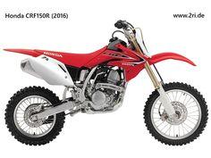 Honda CRF150R (2016)