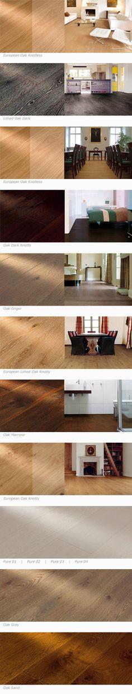 Arrigoni Woods - Oak - Hardwood Floors and Reclaimed Wood