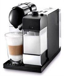 DeLonghi White Lattissima Plus Nespresso Capsule System - http://teacoffeestore.com/delonghi-white-lattissima-plus-nespresso-capsule-system/