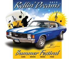"Rollin' Dreams Summer Festival | June 22, 2013 | Stop by and see Fidelity National Title Company (Colorado) | We are excited to be supporting our DTC Community at this ""rockin'"" car event!!"